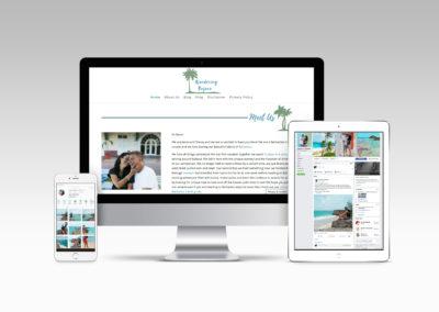 Branded Web Design & Social Media Management